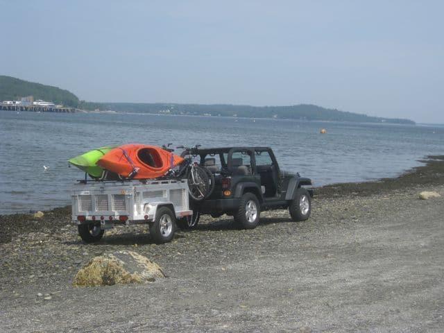 Jeep Trailer 1
