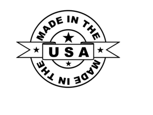 Made in the USA BW